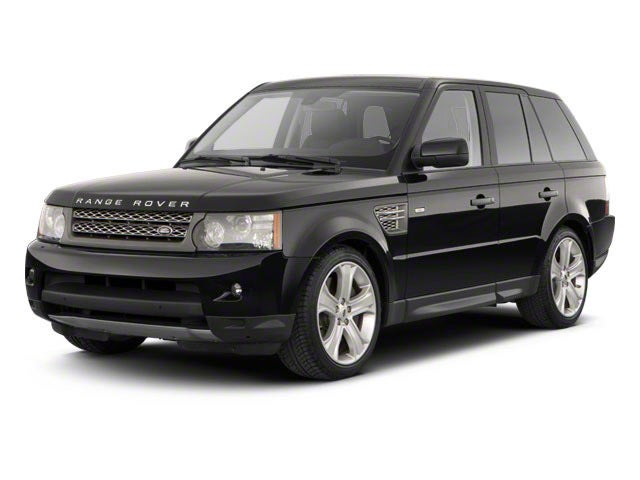 2010 Land Rover Range Rover Sport Supercharged Cranberry Twp PA ...