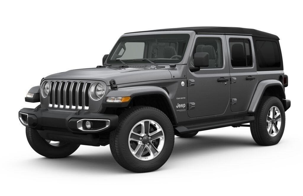 2018 Jeep Wrangler WRANGLER UNLIMITED SAHARA 4X4 In Cranberry Twp, PA   Ron  Lewis Chrysler